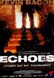 ECHOES - STIMMEN AUS DER ZWISCHENWELT - 1999 - Filmplakat - Poster