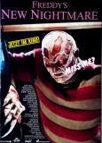 FREDDYS NEW NIGHTMARE - 1994 - Filmplakat - Craven - Englund - Poster