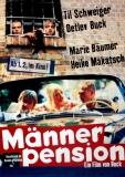 MÄNNERPENSION - 1996 - Filmplakat - Makatsch - Till Schweiger - Poster