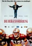 CHALLANGE - DIE HERAUSFORDERUNG - 1993 - Filmplakat - Halle Berry - Poster