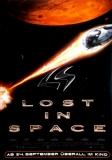LOST IN SPACE - 1998 - Filmplakat - Gary Oldman - William Hurt - Poster