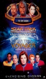 STAR TREK - 1999 - Promoplakat - Deep Space Nine - Voyager