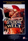 MEL BROOKS - DIE VERRÜCKTE GESCHICHTE DER WELT - 1994 - Plakat - Poster