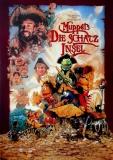 MUPPETS - DIE SCHATZINSEL - 1998 - Filmplakat - Tim Curry - Poster