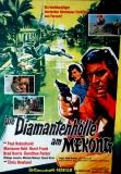 DIAMANTENHÖLLE AM MEKONG, DIE - 1964 - Filmplakat - Hubschmid - Poster