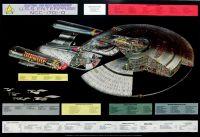 ENTERPRISE - 1997 - Raumschiff - Poster - GER-013