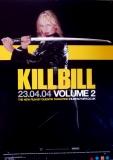 KILL BILL 2 - 2004 - Plakat - Tarantino - Thurman - Carradine - Poster