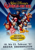 DISNEY ON ICE - 1997 - Mickys Starparade