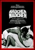 MÄDCHEN MÄDCHEN - 1966 - Filmplakat - Poster
