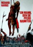 EIN MANN DEN SIE PFERD NANNTEN - 1969 - Filmplakat - Richard Harris - Poster