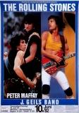 ROLLING STONES - 1982-06-10 - Plakat - European Tour - Poster - München