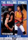 ROLLING STONES - 1982-06-11 - Plakat - European Tour - Poster - München