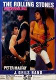 ROLLING STONES - 1982-07-05 - Plakat - European Tour - Poster - Köln - A0