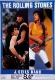 ROLLING STONES - 1982-06-08 - Plakat - European Tour - Poster - Berlin