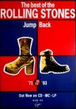 ROLLING STONES - 1993-00-00 - Plakat - Jump Back - Best Of - Poster