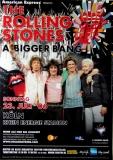 ROLLING STONES - 2006-07-23 - Plakat - Bigger Bang - Poster - Köln (G)