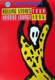 ROLLING STONES - 1995-00-00 - Promoplakat - Volkswagen - Poster