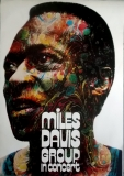 DAVIS, MILES - 1971 - Plakat - Günther Kieser - Poster