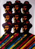 ARGENTINA MUSICA - 1967 - Plakat - Günther Kieser - Poster