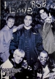 BACKSTREET BOYS - Poster - 7 - Gruppe - Band - I love BSB - 1997