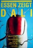 DALI, SALVADOR - 1999 - Plakat - Werke eines Genies - Ausstellung - Poster