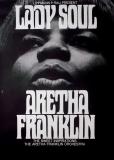 FRANKLIN, ARETHA - 1968 - Plakat - Lady Soul - Günther Kieser - Poster