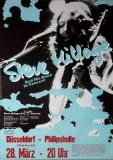 HILLAGE, STEVE - GONG - 1979 - Plakat - In Concert - Tourposter - Düsseldorf