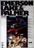 EMERSON LAKE & PALMER - 1973 - Plakat - Günther Kieser - Poster - B