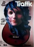 TRAFFIC - 1974 - Plakat - Günther Kieser - Poster - Frankfurt