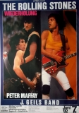 ROLLING STONES - 1982-06-07 - Plakat - European Tour - Poster - Hannover - A0