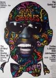 CHARLES, RAY - 1968 - Plakat - Günther Kieser - Poster - Frankfurt