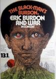 BURDON, ERIC - ANIMALS - 1971 - Plakat - Günther Kieser - Poster - Offenbach