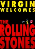 ROLLING STONES - 1995-00-00 - Promoplakat - Virgin Welcomes