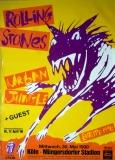 ROLLING STONES - 1990-05-30 - Plakat - Urban Jungle - Poster - Köln (H) A0