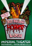 DER KLEINE HORROR LADEN - 1998 - Plakat - Musical - Poster - Hamburg