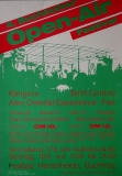 BUCHHOLZ OPEN AIR 4 - 1983 - Plakat - Birth Control - Känguru - Fee - Poster