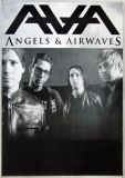 ANGELS & AIRWAVES - Plakat - Band - Poster