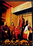 AUDIOSLAVE - Plakat - Band - Poster