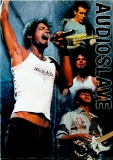 AUDIOSLAVE - Poster - Band - B