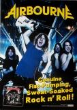 AIRBOURNE - 2007 - Promoplakat - Runnin Wild - Poster